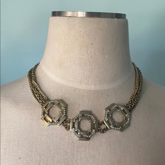 Banana Republic multi strand necklace